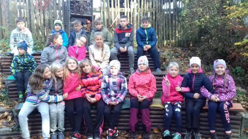 Škola v přírodě 2018
