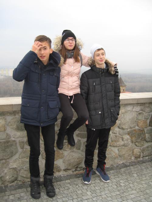 Exkurze do Bratislavy