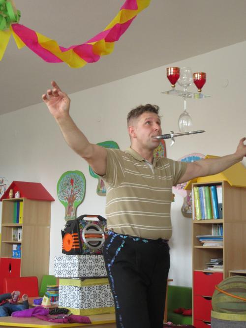 Jarní akce ve školce