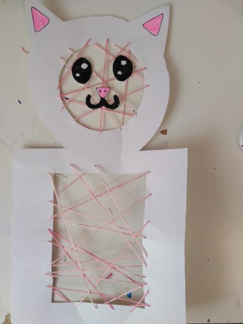 Tvoření v 5. ročníku - distanční výuka
