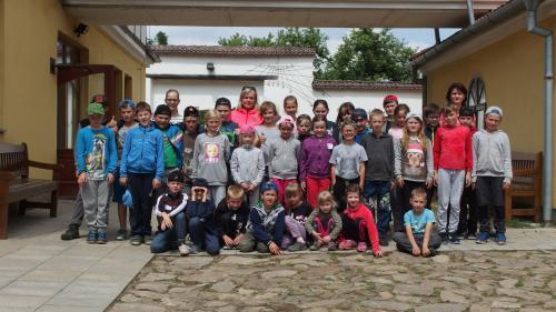 Škola v přírodě Chaloupky 9.-11.5.2018